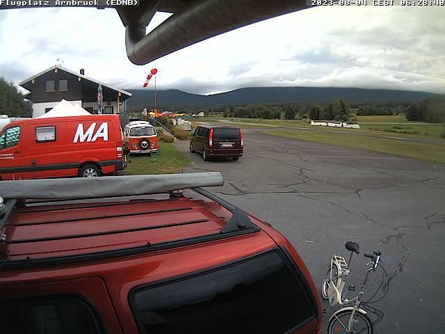 Webcam Flugplatz Arnbruck